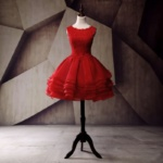 Red-Short-Prom-font-b-Dresses-b-font-font-b-For-b-font-Teens-2017-New