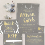 gold-and-grey-wedding-invitation-suite-www-etsy-comshoptherusticberry