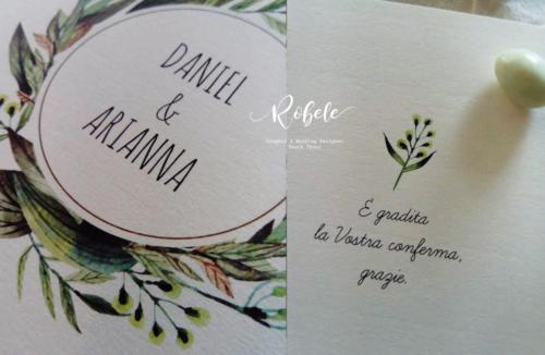 Arianna & Daniel